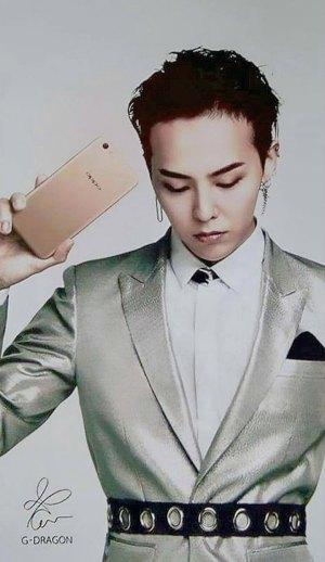 G-Dragon Oppo F3