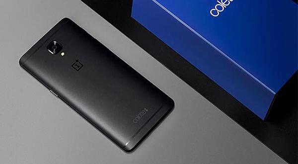 OnePlus 3T Colette Edition en color negro mate