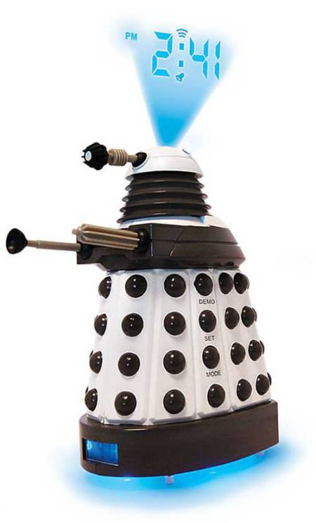 Reloj despertador Dalek de Doctor Who