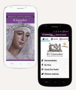 La mejor app para seguir la Semana Santa de Sevilla