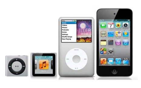 Reproductor-MP3-iPod
