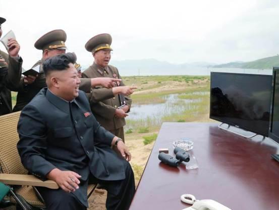 Huawei en Corea del Norte