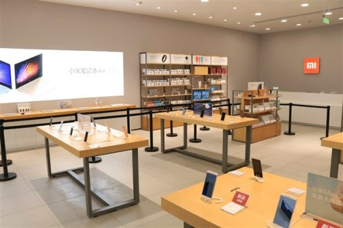¡Apple Store en toda regla!