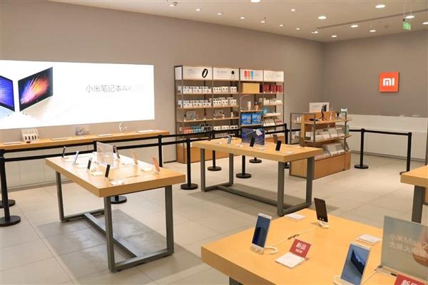¡Apple Store en toda regla!