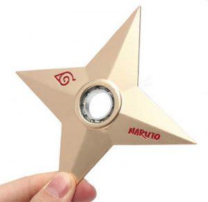 Spinners con forma de estrella