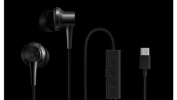 Xiaomi auriculares USB Tipo C