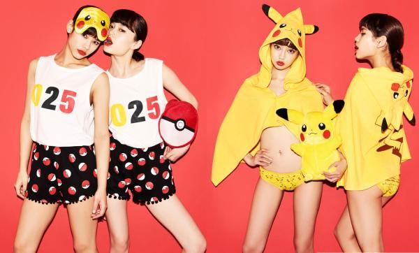 Moda Pokemon