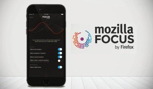 mozilla focus