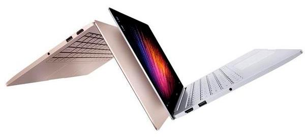 Mi Notebook Air con lector de huellas