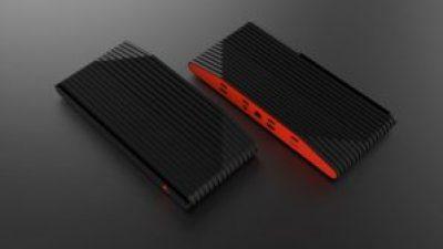 La preciosa apariencia de la nueva AtariBox