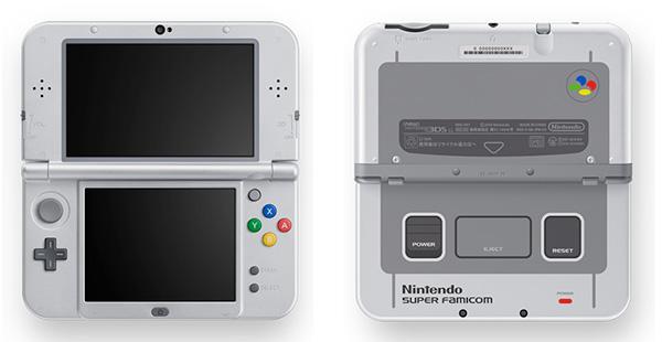 Nueva Nintendo 3DS Super NES