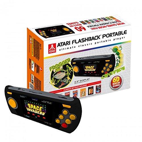 Atari Flashback Portátil (Incluye 60 Juegos)