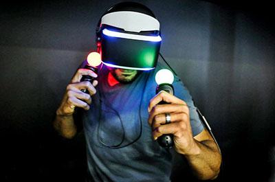 realidad virtual y videojuegos