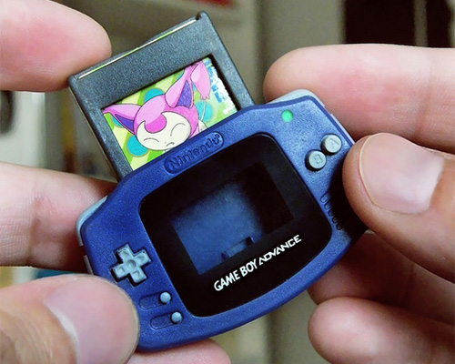 game boy mini