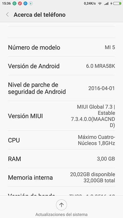como detectar roms Xiaomi falsas