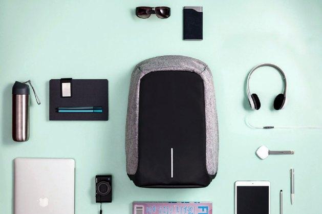 Te presentamos la mochila más segura del mundo