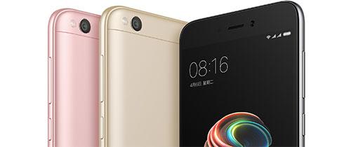 Presentado el Xiaomi Redmi 5A