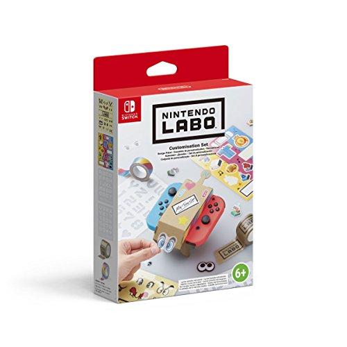 Switch Nintendo Labo - Set de personalización