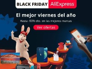 Mira Black Friday AliExpress