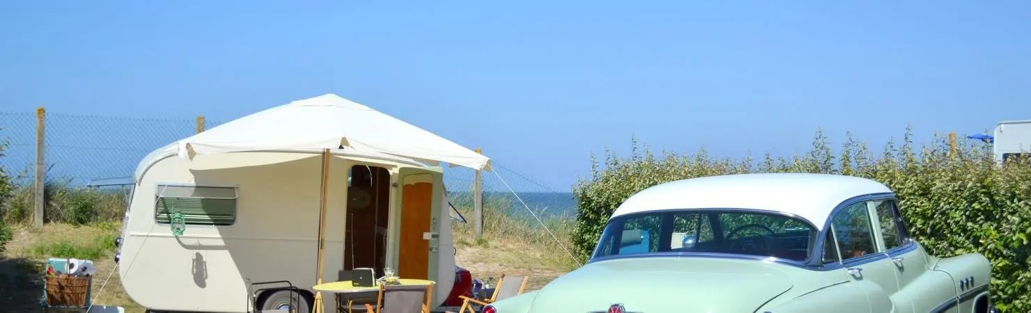 camping le point du jour normandie