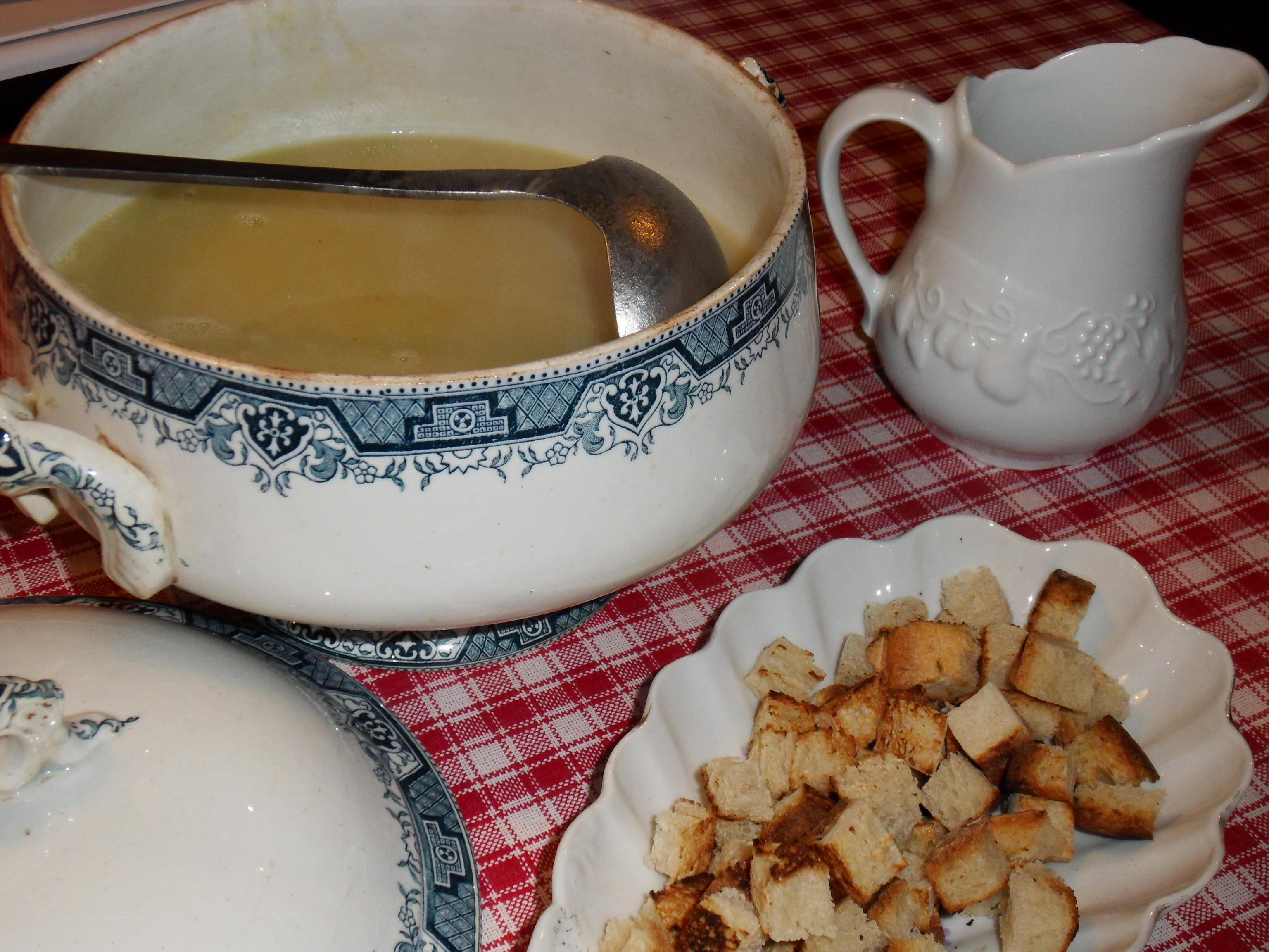 Et si nous faisions une bonne soupe ?