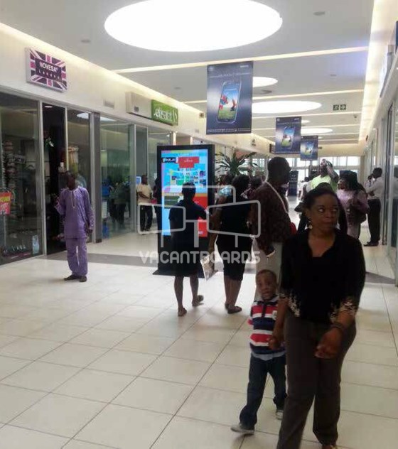Digital Screen Advertising Ikeja Mall