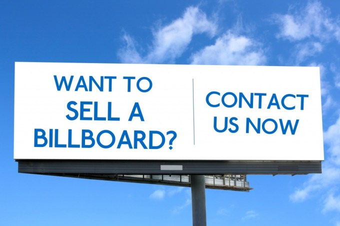 Sell Your Billboard