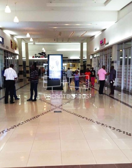 Digital Screen - Polo Park Mall, Enugu