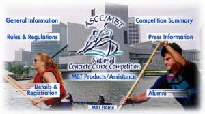 PROLINES used for Concrete Canoe Design