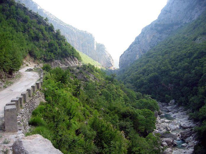 Parco Nazionale Monte Dajti