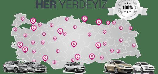 Noleggio Auto in Turchia