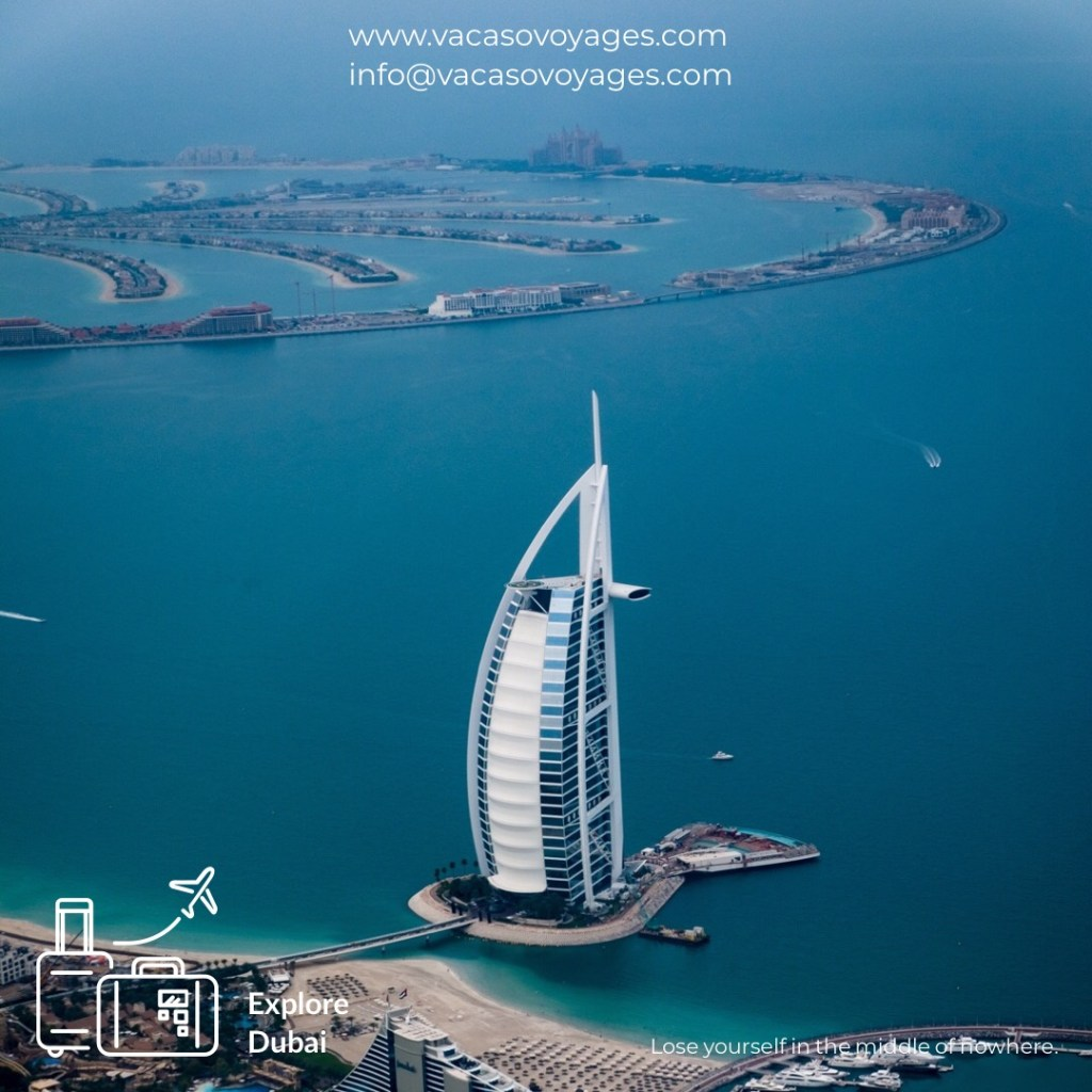 Vacaso Voyages - Dubai Packages