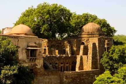 Raj Mahal at Hauz Khaz Complex