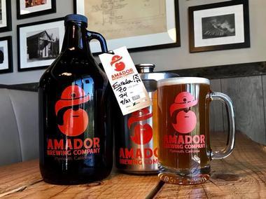 Amador Brewing Company
