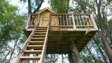 25 Best Treehouse Hotels Amp Rentals
