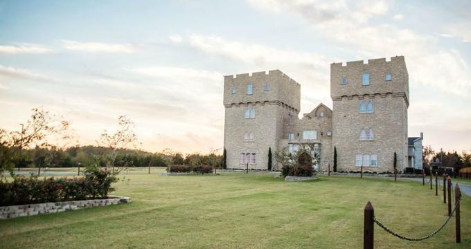 Dallas Wedding Venues The Castle At Rockwall