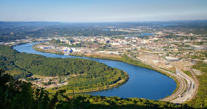 Chattanooga Lookout Mountain Attractions