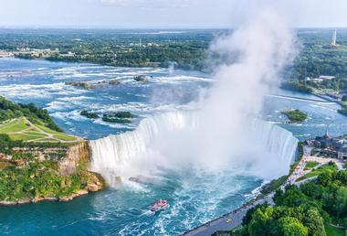 Best places to visit in the world: Niagara Falls