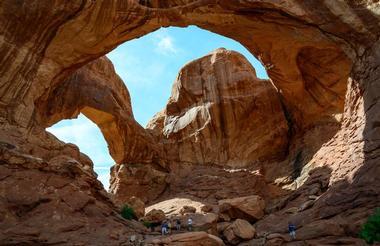 Die schönsten Plätze der Welt: Arches National Park, USA