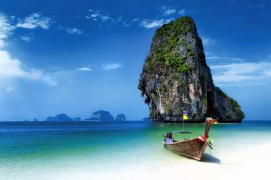Best places to visit in the world: Krabi, Thailand