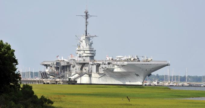 Things To Do In South Carolina Patriots Point Naval