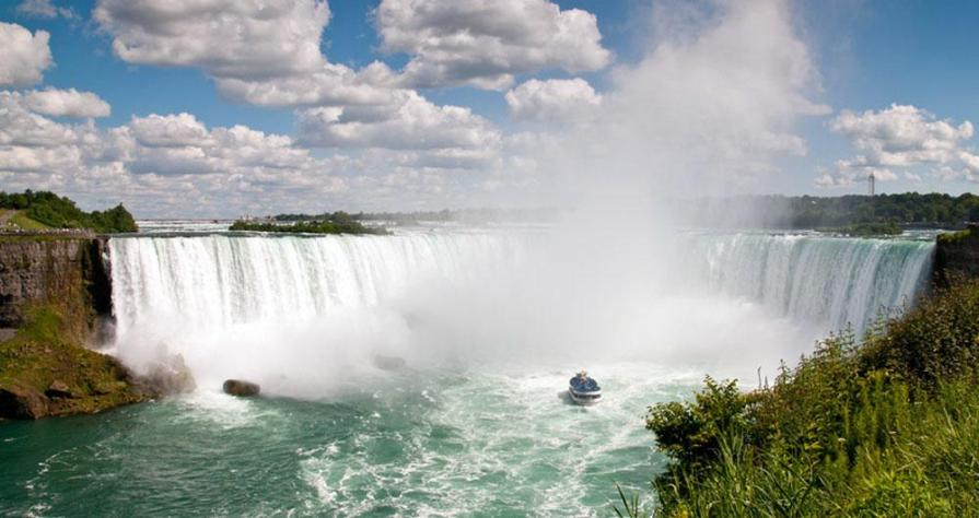 Image result for Top sights in Niagara Falls