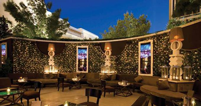 The Wynn Las Vegas Golf Spa And Spectacular Entertainment