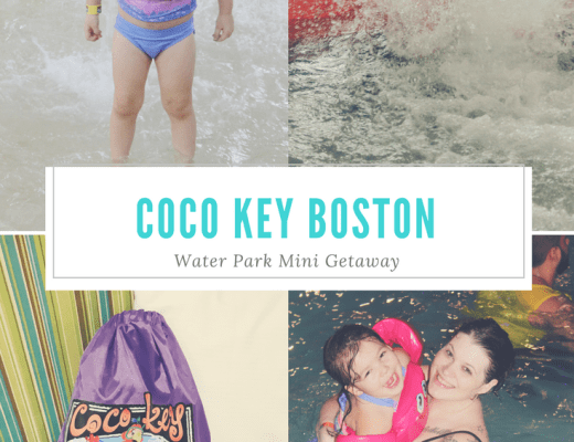 CoCo Key Waterpark Boston Maine Blogger