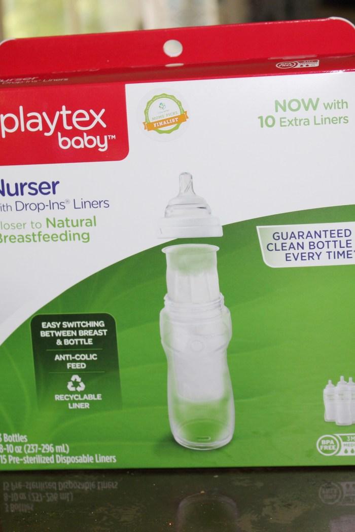 Bottle-feeding  Tips with  Enfamil  &  Playtex