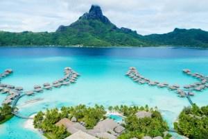 Flights To Bora-Bora