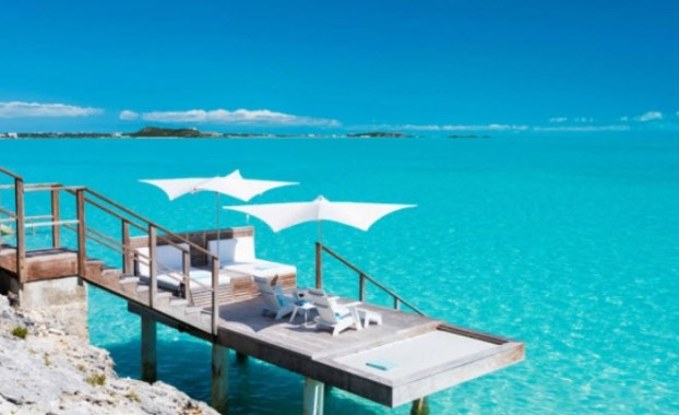 turks and caicos for relax