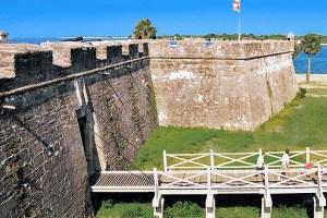 Castillo-De-San-Marcos-In-St-Augustine