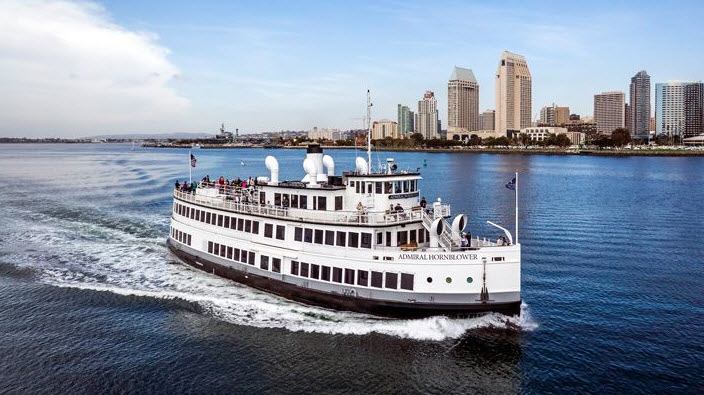 San Diego Harbor Bay Tours