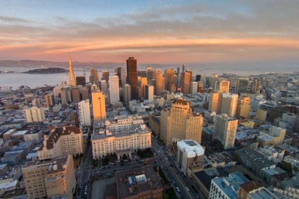 The History of San Francisco